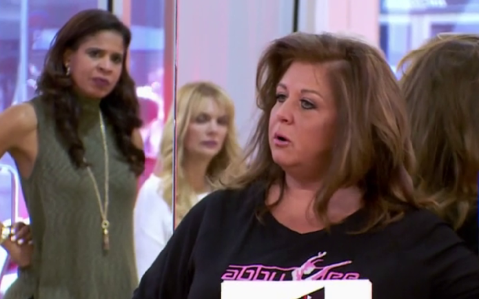 Dance Moms' Abby Lee Miller labeled