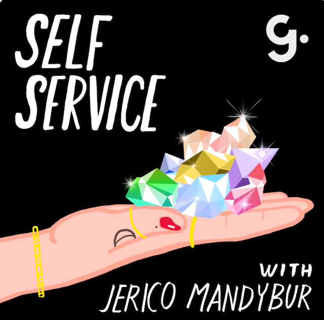 Cover art for 'Self Service' podcast