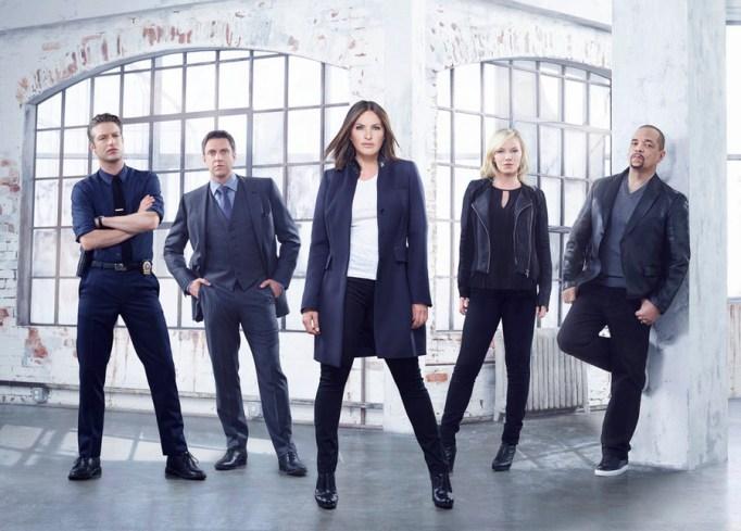 Law & Order: SVU cast