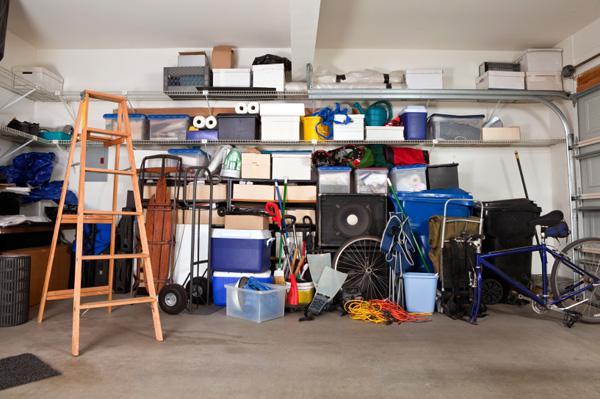 5 Quick garage organization tips
