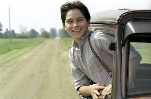 Tyler Hoechlin in Road to Perdition