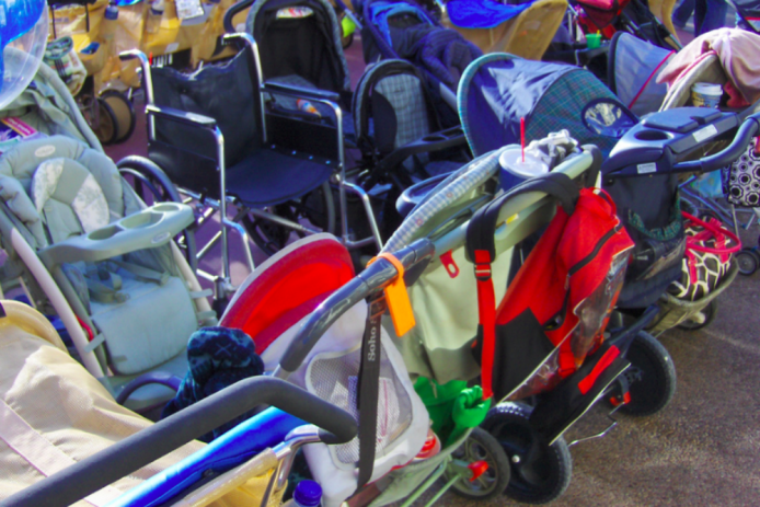 5 million strollers recalled due to