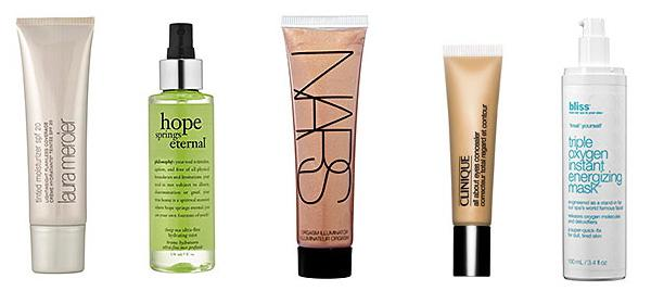Top 10 makeup must-haves for looking