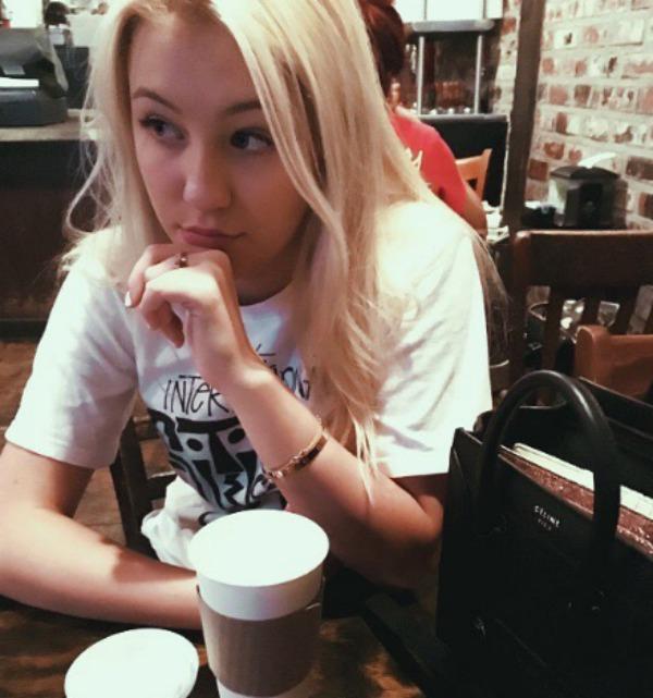 Ava Sambora coffee