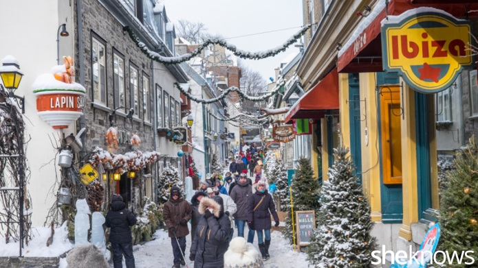 4 reasons to travel to Québec