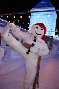Quebec Winter Carnival, Canada