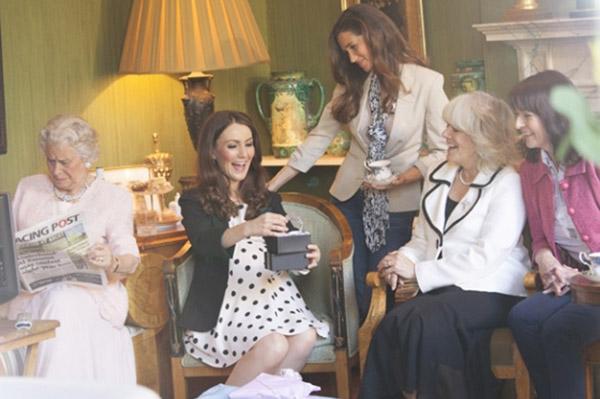 Ladbrokes imagines Kate Middleton's baby shower