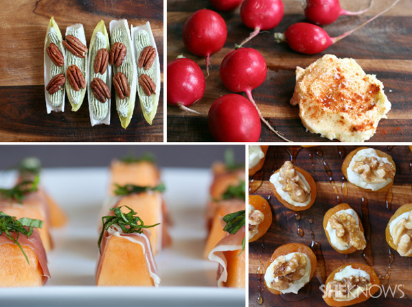 Quick canapes recipe