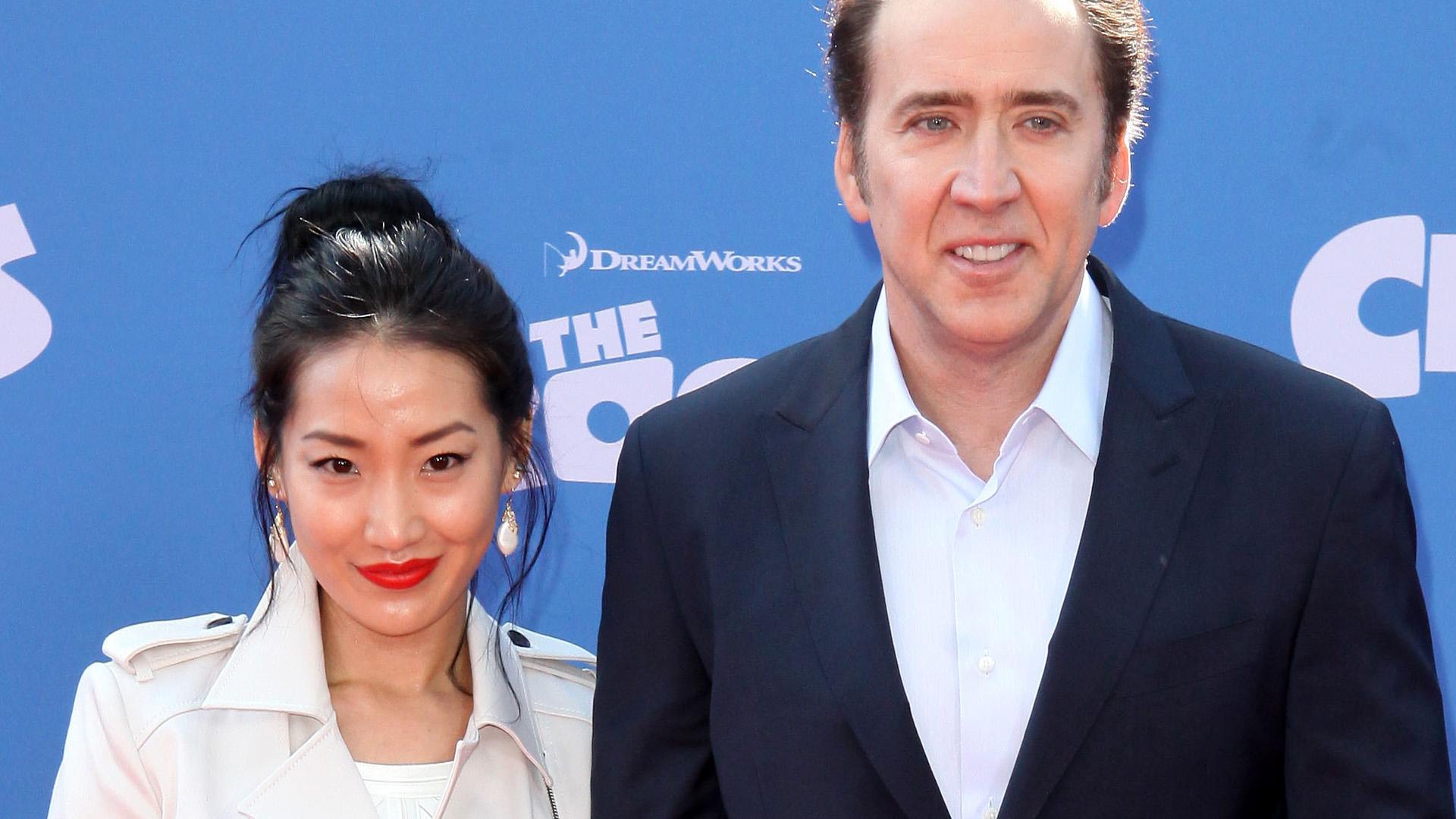 Nicolas Cage, Alice Kim