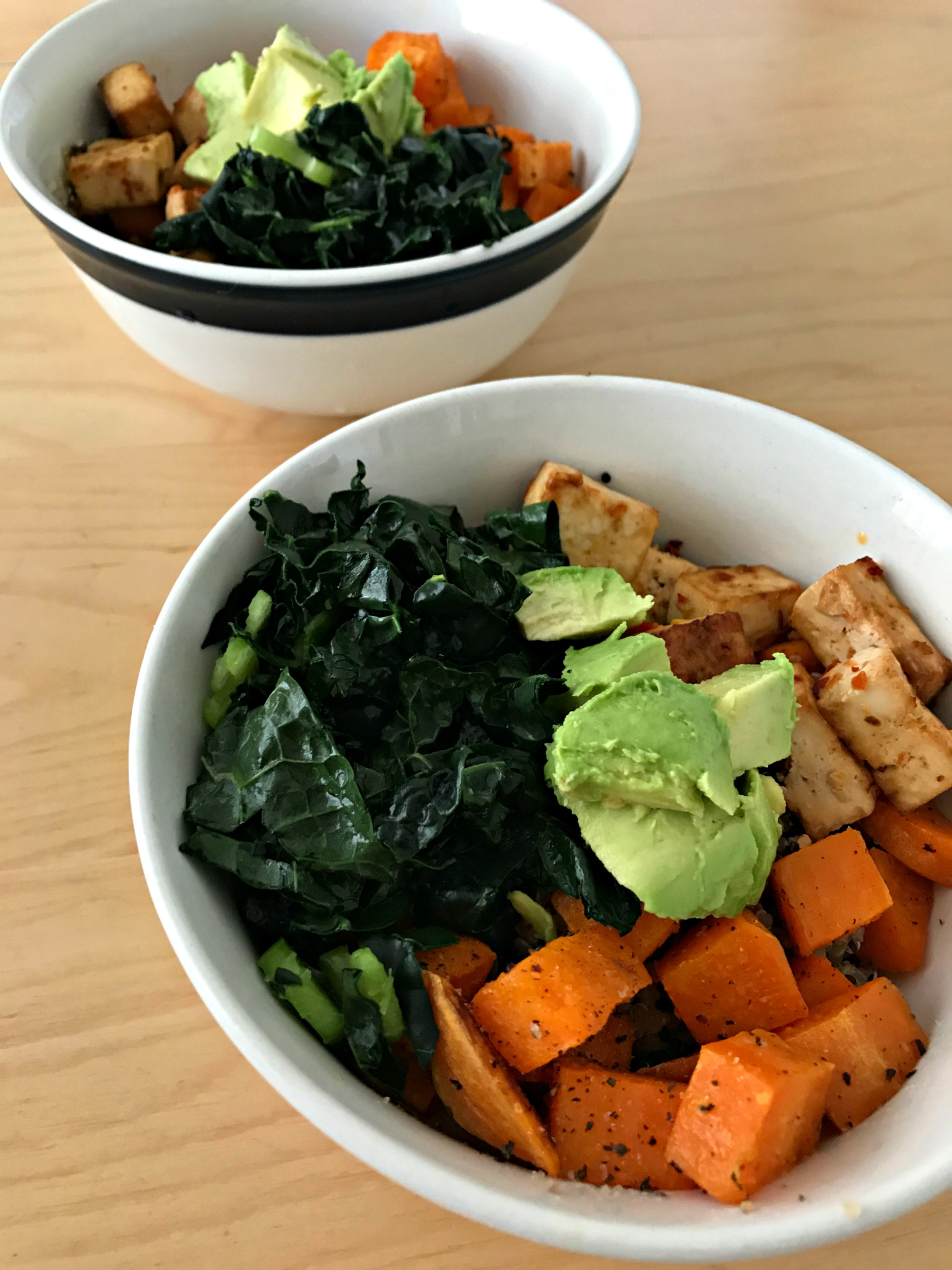 I Tried Cooking Like Bobby Flay For a Week: Quinoa Bowls