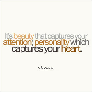 It's Beauty That Captures Your Heart quote | Sheknows.com