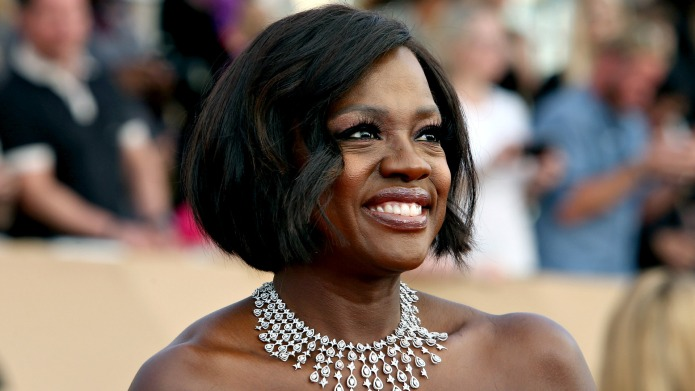 The Evolution of Viola Davis' Red