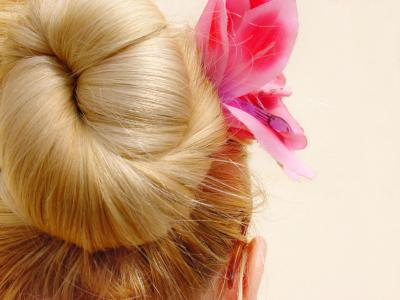 5 Easy holiday hair ideas