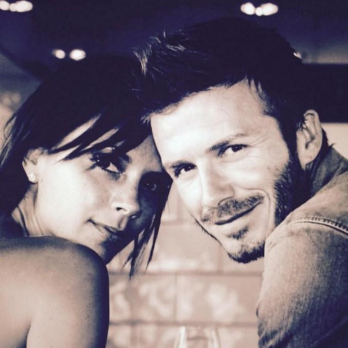 David & Victoria Beckham are #relationshipgoals