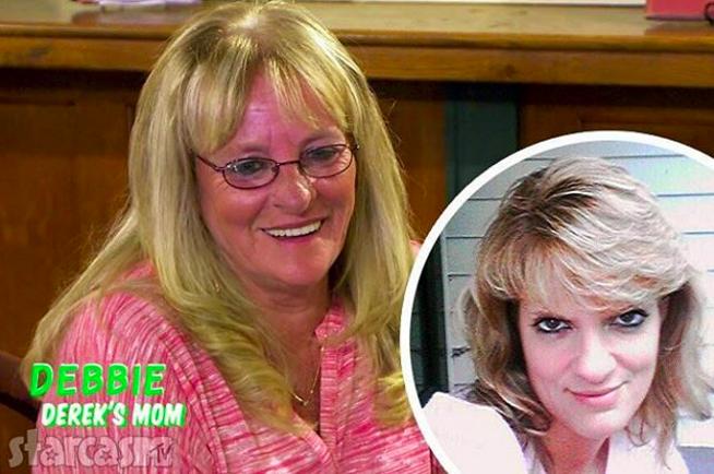 Derek Underwood's mom Stormie Clark