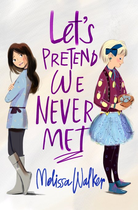 Young Adult Books to Get Excited About this Fall | Let's Pretend We Never Met by Melissa Walker
