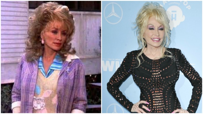Steel Magnolias Where Are They Now: Dolly Parton