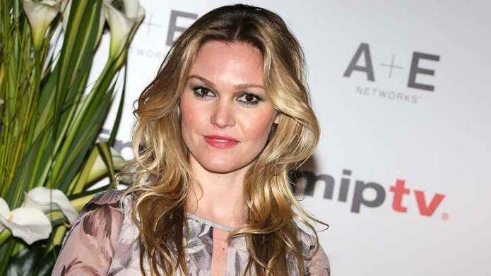 Julia Stiles Is Expecting Her First