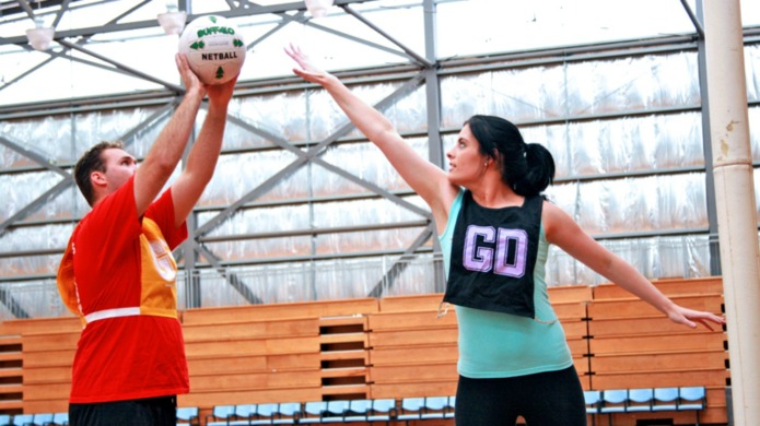 Fox Sports' netball ad campaign completely