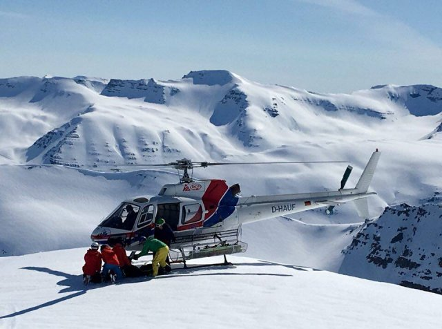 Beautiful Adventure Destinations: Heli-Skiing In Iceland