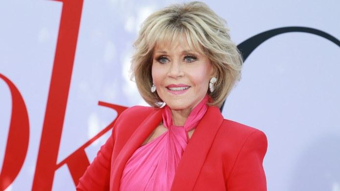 Jane Fonda Talks Sex (or Lack