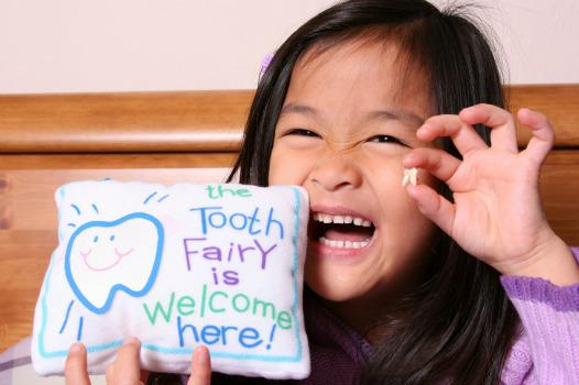 Is the tooth fairy actually good