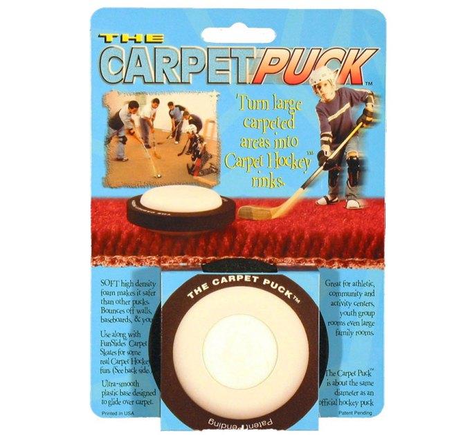 Carpet puck