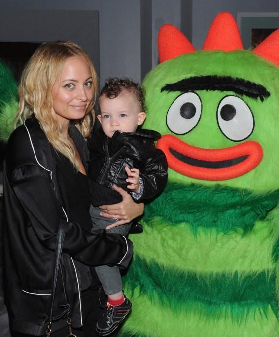 Celebrity babies with September birthdays: Sparrow Madden