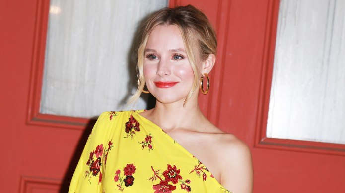 Kristen Bell Used Quite the Tactic