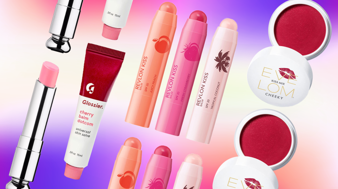 The Best Tinted Lip Balms for
