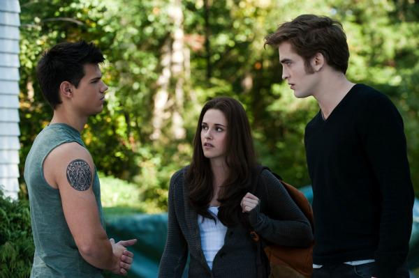 Breaking Dawn — Part 2's opening