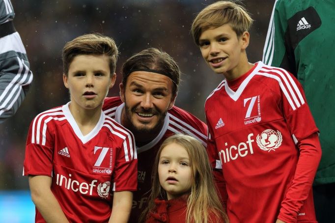 Things to know about David Beckham