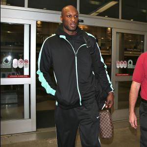 Khloé Kardashian & Lamar Odom burgled