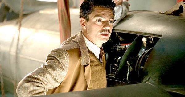 Howard Stark in Agent Carter