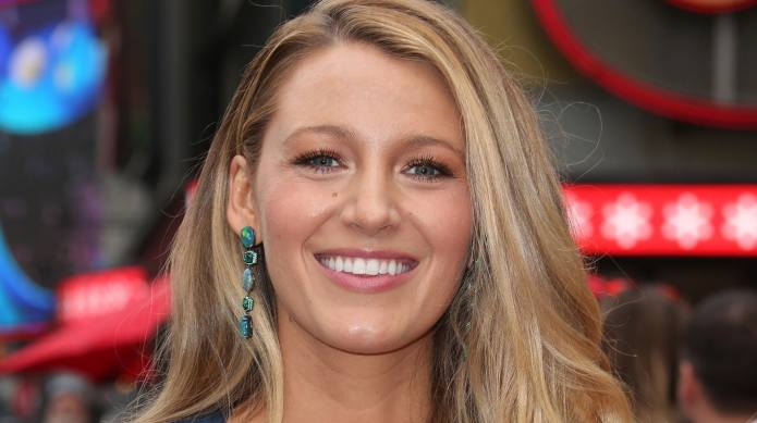 Blake Lively says she's part Cherokee