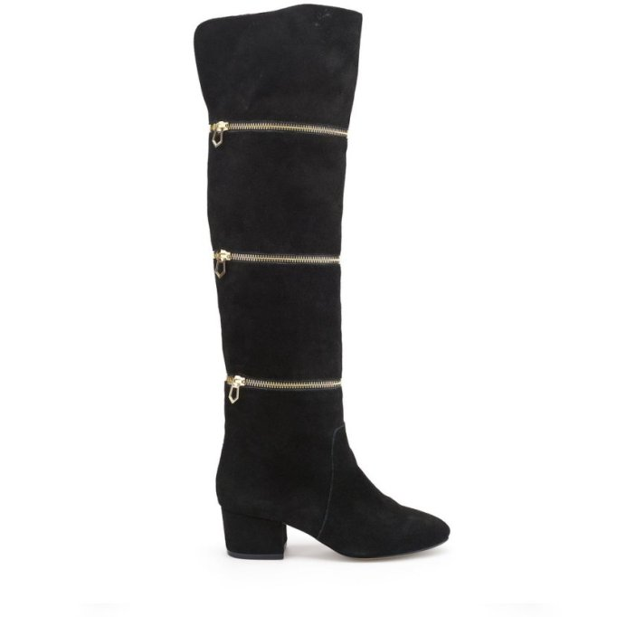 Best Pairs of Over-the-Knee Boots: Grace Boots | Fall and Winter Fashion 2017
