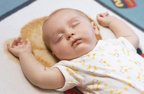 Sleep, interrupted: How to help baby