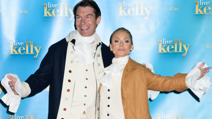 Kelly Ripa couldn't decide on one