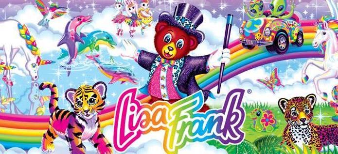 11 things about Lisa Frank that