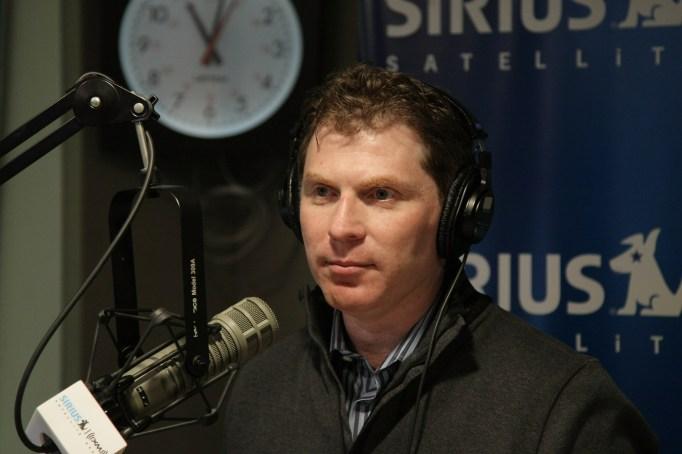 Bobby Flay on the Radio at Sirius XM Radio