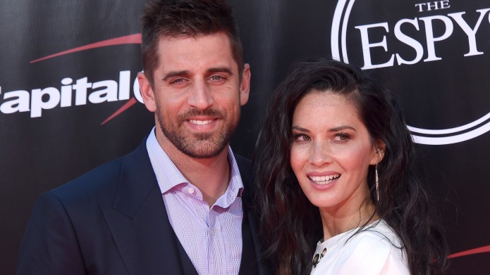 Olivia Munn Gets Real About Aaron