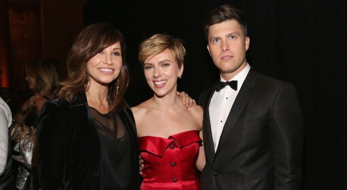 Scarlett Johansson Could Get Engaged in