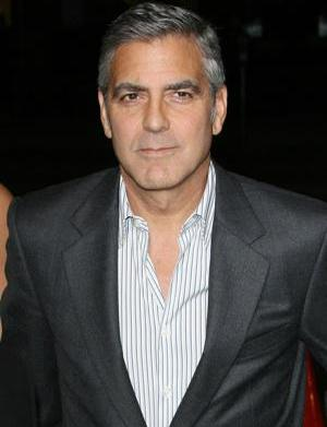 George Clooney gets no love from