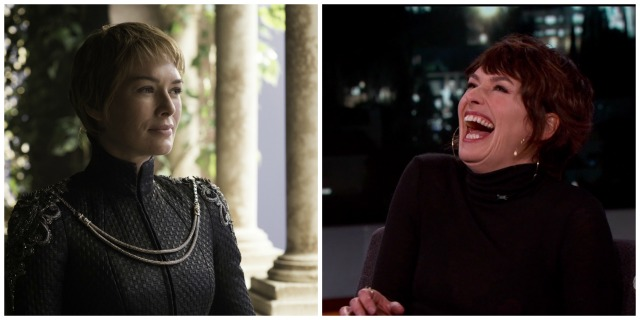 These 'Game of Thrones' characters look totally different in real life: Cersei Lannister vs. Lena Headey