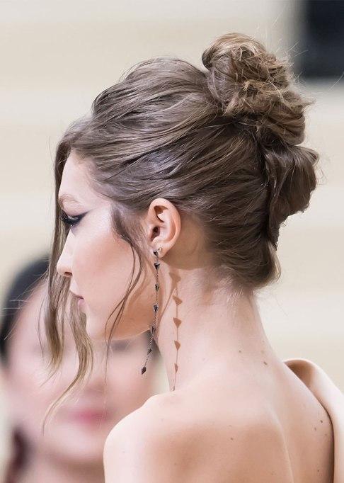 Gigi Hadid Hairstyle