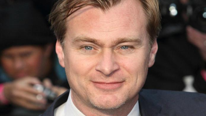 Christopher Nolan surprises Comic-Con fans with