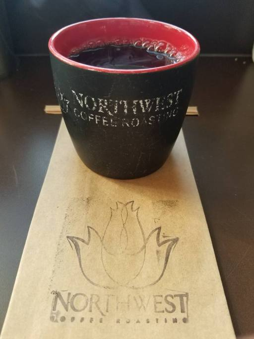 Coffee Beans from Northwest Coffee Roasting Company