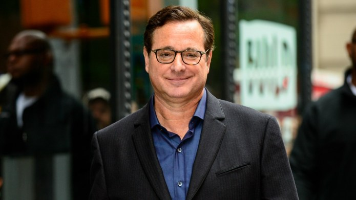 Bob Saget Tells Us How He