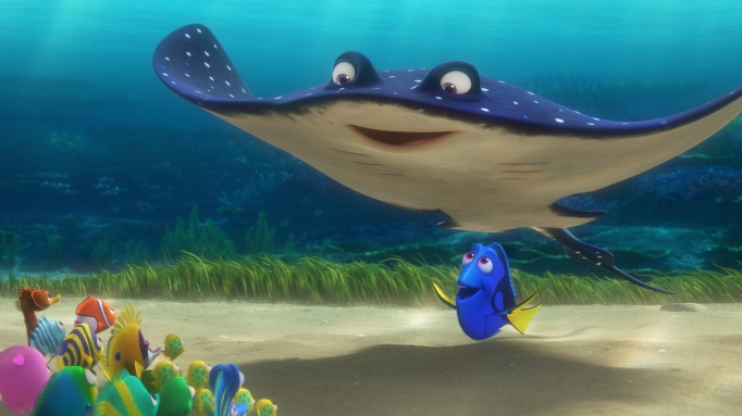 Finding Dory opens June 17