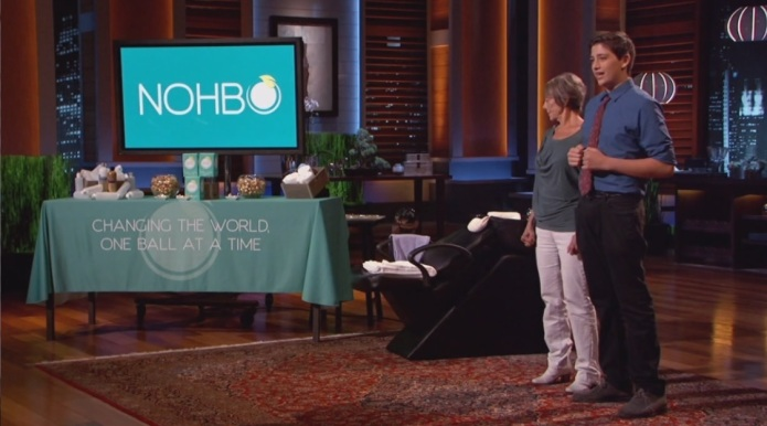 Shark Tank introduces young entrepreneur who